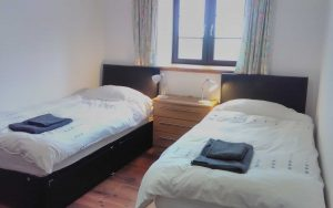 East Steading Twin Bedroom