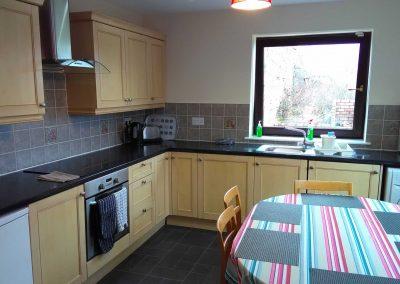 Berryhill Cottage - kitchen