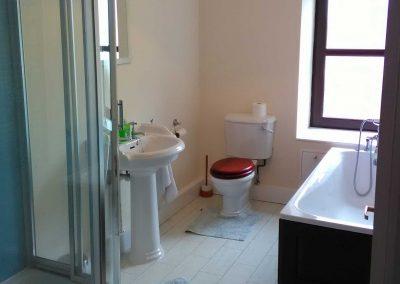 Berryhill Cottage - bathroom