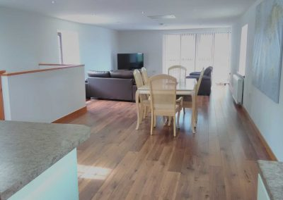 West Steading Living Room